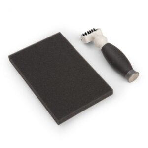 Accessory - Die Brush w/Magnetic Pickup Tool - P