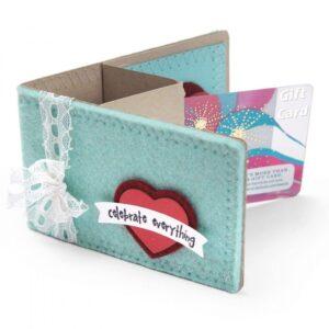 Sizzix Bigz L Die - Card, Slider by Lynda Kanase - P