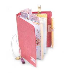 Sizzix Bigz L Die - Pocket Traveler's Notebook by Katelyn Lizardi - P