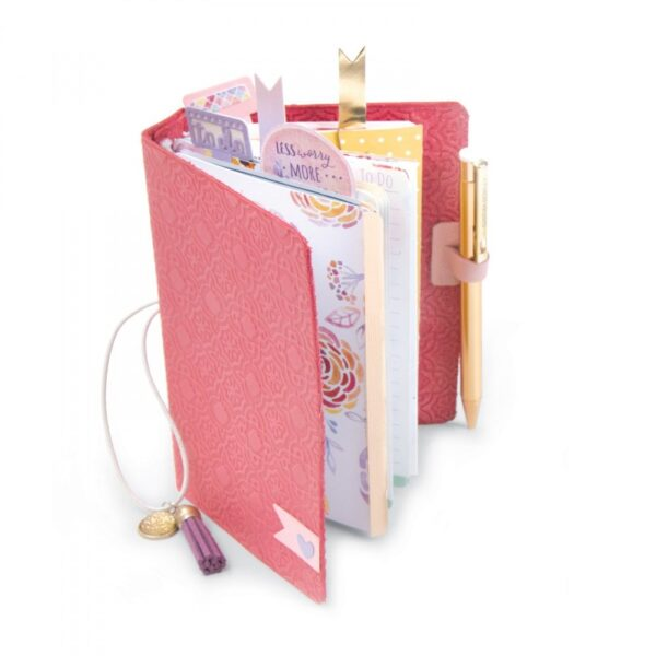 Sizzix Bigz L Die - Pocket Traveler's Notebook by Katelyn Lizardi - P