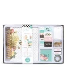 Memory Planner Kit - HS - Gold Foil - Beautiful - P