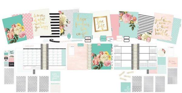 Memory Planner Kit - HS - Gold Foil - Beautiful - P