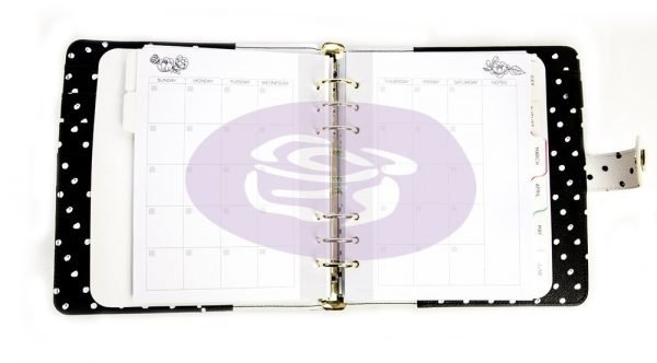 My Prima Planner- In The Moment - P