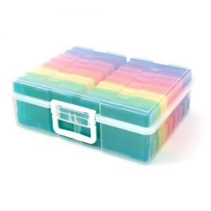 Craft Storage Bins - Photo - Mini Storage Bin - 15x12x5 - P