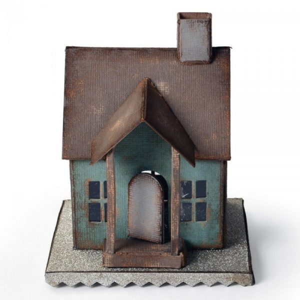 Sizzix Bigz XL Die - Village Dwelling by Tim Holtz - P