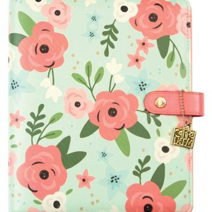 A5 Mint Blossom Planner - P