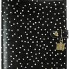 Black Speckle A5 Planner - P