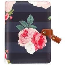 Black Floral A5 Kit - P