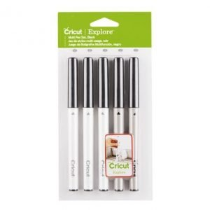 CRICUT BLACK FINE POINT PEN 10 PACK - P