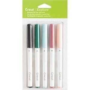 CRICUT COLOR ANTIQUITY FINE POINT PEN ST - P
