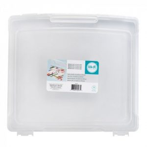 Craft Stroage Bins - Craft & Photo Case - 12 X 12 - P