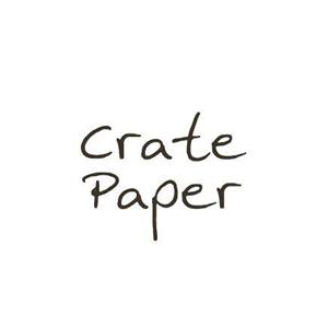 Crate Paper Scrapbook
