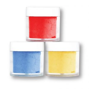 Accessories Wax Dye - Primary (3 Piece) - P
