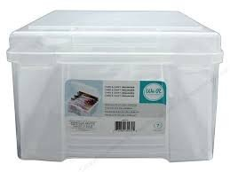 Craft Storage Bins - File Organizer - 11x9x8 - P
