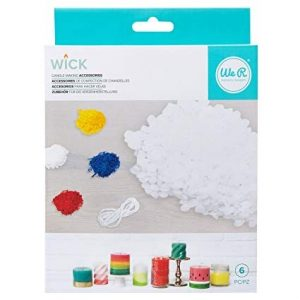 Wick - Candle Wax & Wick Bundle - P